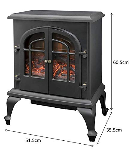 YAMAZEN(山善)『暖炉型ヒーター(YDH-SL10P)』