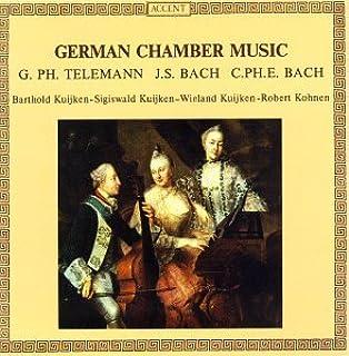 German Chamber Music