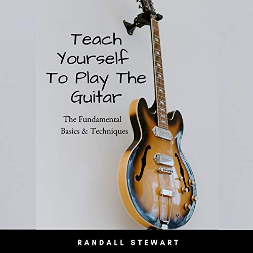Teach Yourself to Play the Guitar audiobook cover art
