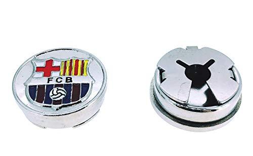 Gemelolandia Couvre-boutons FC Barcelone | Pour hommes et ga