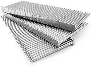 SLZC 400pcs / box!Sterkte Beton stalen nagels T afwerkingstacker nagels staal for houtwerk 25mm 32mm 38mm 45mm 50mm (Color...
