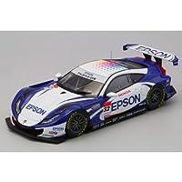 エブロ 1/43 SUPER GT500 EPSON HSV-010 Rd.2 Fuji 2011 完成品
