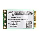 Ontracker - Tarjeta WLAN (doble banda, 300 Mbit/s, tarjeta inalámbrica Mini PCI-E para Int-EL 4965AGN NM1)
