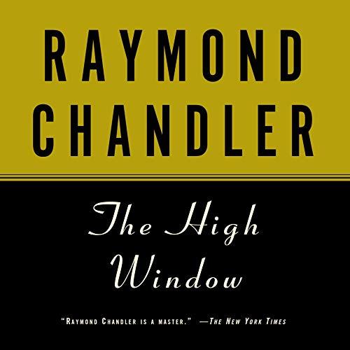 『The High Window』のカバーアート