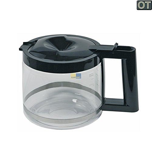 De'Longhi 7313283809 ORIGINAL Glaskanne Kaffeekanne Kanne Krug BCO 410 Kaffeeautomat Kaffeevollautomat Kaffeemaschine Kaffee-Kombimaschine