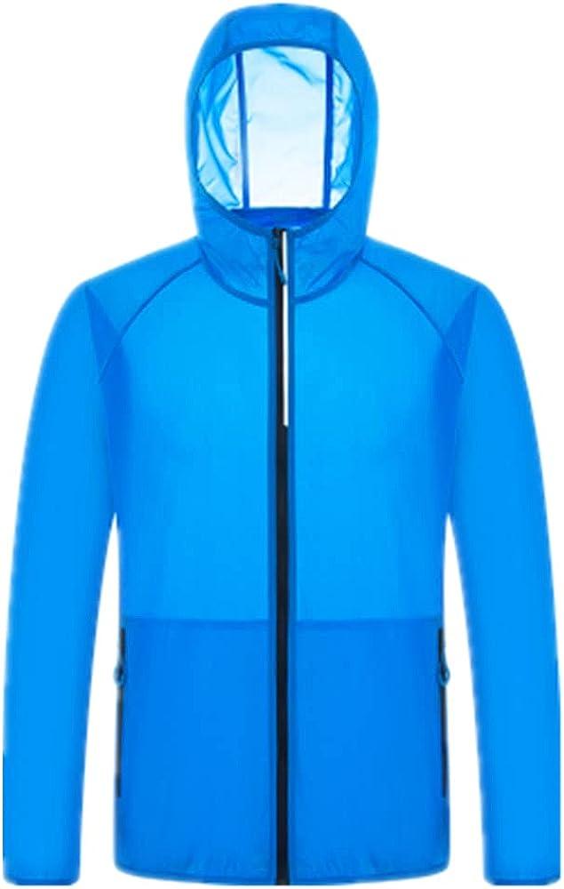 Skin Clothing Wear Hooded Outdoor sunscreen skin coat windproof thin