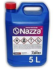 Disolvente Universal 1000 Nazza - Alto poder diluyente en sintéticos, nitrocelulósicos y poliuretanos - Envase de 5 Litros Plástico