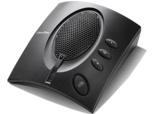 ClearOne Chat 70 Personal USB PC Speakerphone for Skype for Business.