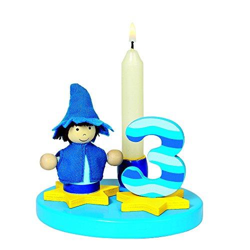 Goki - 2041861 - Décoration De Fête - Petit Garçon d'anniversaire