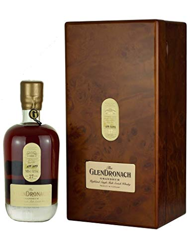 Glendronach The GlenDronach 27 Years Old GRANDEUR Batch No. 10  Whisky (1 x 0.7 l)