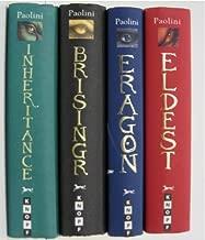Christopher Paolini Inheritance Cycle 4 Book Set: Eragon, Eldest, Brisingr, Inheritance by Christopher Paolini (2010-05-03)
