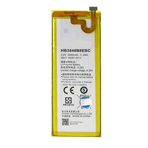 Batería Interna de Recambio Neutra HB3748B8EBC para Huawei Ascend G7