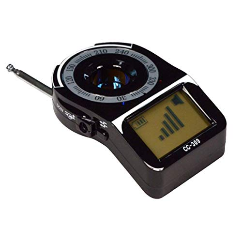bienddyicho CC309 Emisor de se?al Detector inalámbrico Detector de cámara Sensor gsm portátil Mini cámara Oculta Utilizada en Hotel