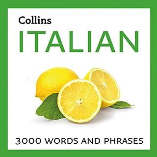 Learn Italian cover art