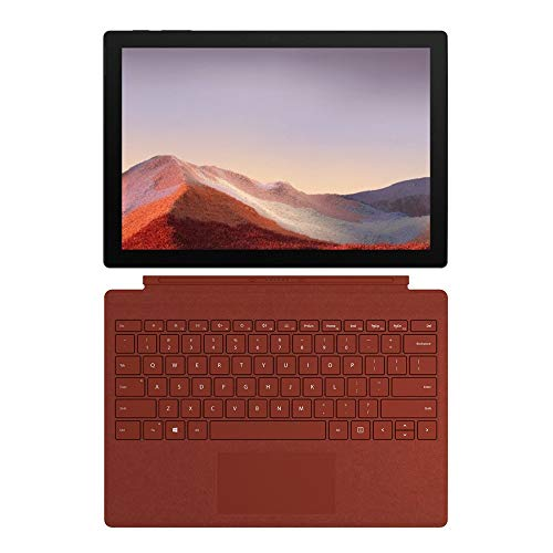 Microsoft Surface Pro 7 2 en 1 Tablet PC táctil 12.3