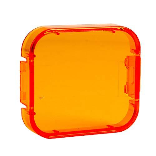 oobest 6 Kleuren Filters voor GoPro Hero 5 Onderwater Video Filmen Duiken Waterdichte Kleur Correctie Filter, ORANJE