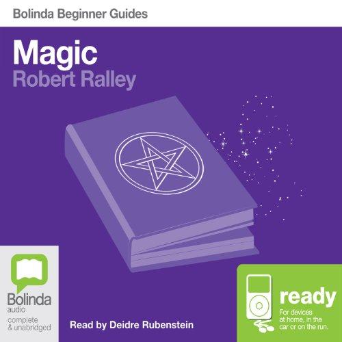 Magic: Bolinda Beginner Guides audiobook cover art