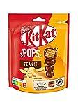 Kit Kat NESTLÉ POPS Chocolate con Leche y Cacahuete 110g