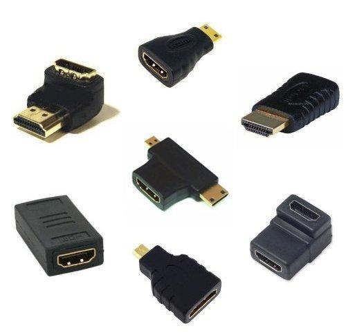 Afunta® 7 Cable HDMI Adaptadores Kit