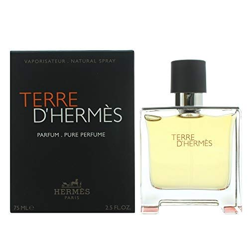 Hermes Terre D' For Men. Parfum Spray, 75ml