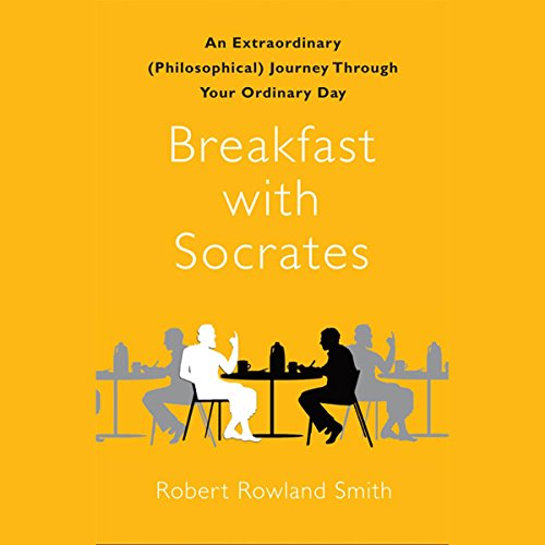 Breakfast with Socrates audiobook cover art