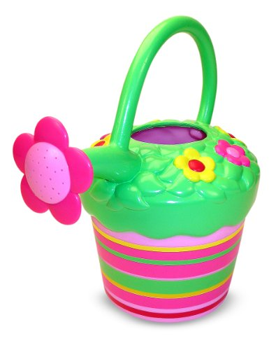 Melissa & Doug Sunny Patch TM Blossom Bright Watering Can