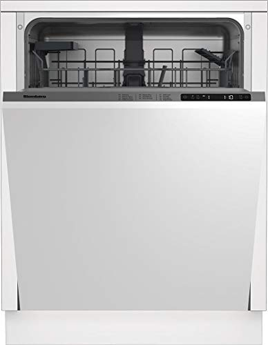 Blomberg DWT51600FBI 24 Inch Built In Fully Integrated Dishwasher in Panel Ready