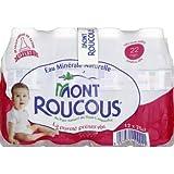 Mont Roucous Eau plate - Le pack de 12 x 25cl