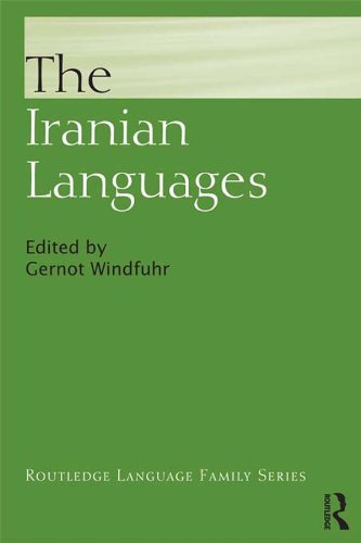 The Iranian Languages (Routledge Language Family Series) (English Edition)