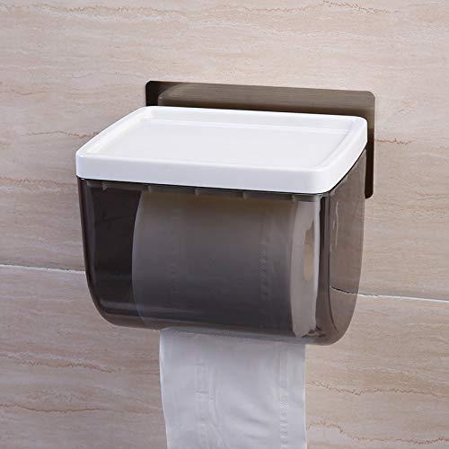 Papel higiénico Baño Rollo Titular Baño Papel Toallero Bastidor de almacenamiento
