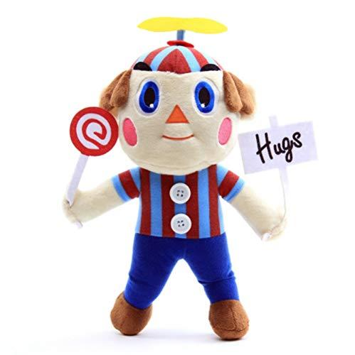 Yzhome Plüschtier Fünf Nächte Bei Freddy 4Er Puppe 30 cm, Clown Lollipop Puppe Big Size Kinder Geschenk Familiendekoration Haustier Spielzeug Kinder Geburtstag