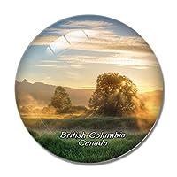 カナダブリティッシュコロンビア冷蔵庫マグネットホワイトボードマグネットオフィスキッチンデコレーション