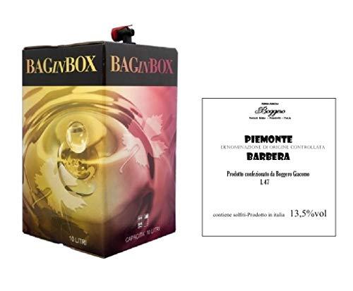 Boggero Bogge Wine-10 L- PIEMONTE BARBERA DOC