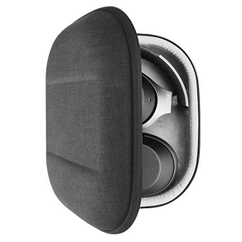 Geekria Funda para Auriculares Sony WH1000XM2, WH1000XM3, WH-XB900N, MDR1000X, Estuch Rígido de Transporte, Viaje Bolsa