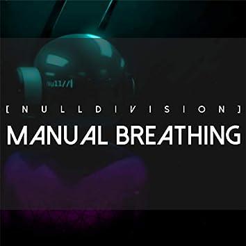 Manual Breathing