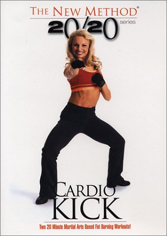 The New Method- Cardio Kick [DVD] [Reino Unido]