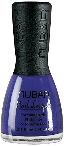 Nubar Mode Nagellack blueberry, 1er Pack (1 x 15 ml)