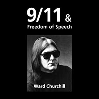 Ward Churchill, Ethnic Studies Professor, on 9/11 and Freedom of Speech (2/9/05) audiobook cover art