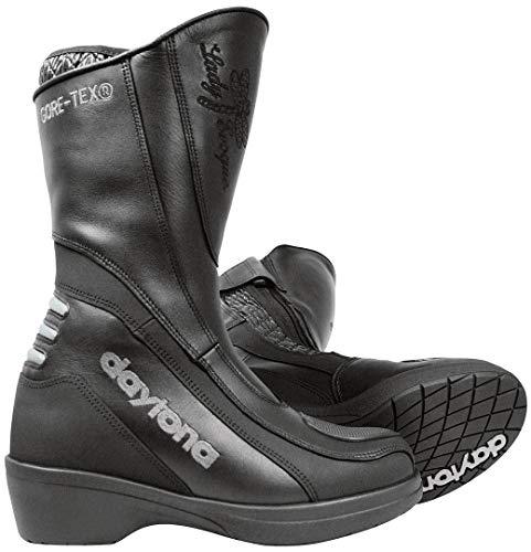 Daytona Lady Evoque GTX Gore-Tex wasserdichte Damen Motorradstiefel 38
