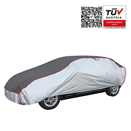 Walser Telone antigrandine per Auto Premium Hybrid Auto Garage antigrandine Impermeabile e Traspirante per Una Protezione antigrandine ottimale, Dimensione: S 30968