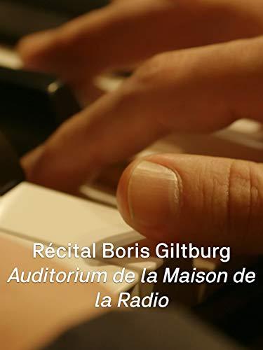 Boris Giltburg interpreta a los maestros del piano ruso