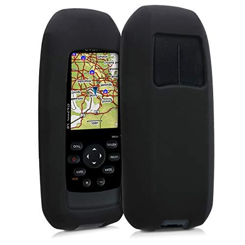 kwmobile Cover in silicone compatibile con Garmin GPSMap 78 / 78s / 73 - Custodia protettiva antiscivolo compatibile con dispositivi GPS di navigazione - Protezione navigatore