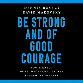 Page de couverture de Be Strong and of Good Courage