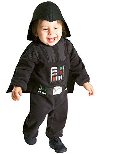 Costume de Dark Vador pour bébé - 1-2 ans