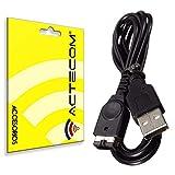 actecom Cable USB de Carga Gameboy Advance SP Charger, GBA SP Cargador...