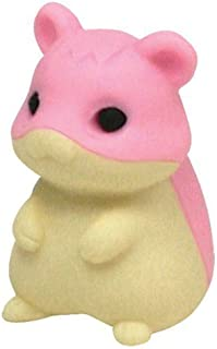 Iwako Gummy Mix And Match Collectible Eraserz - Fluffball The Guinea Pig In Pink by Iwako