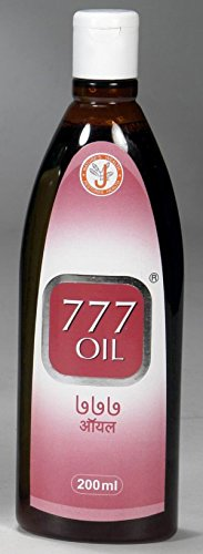 777 Oil 200ml For Apthous Ulcers of Mouth First-degree Burns Ulcerative Gingivitis Fungal Dermatosis Icthyosis Fissure Foot Dandruff Psoriasis *Ship from UK