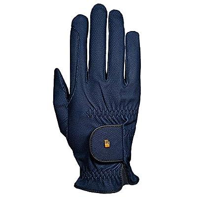 Roeckl Roeck-Grip Unisex Gloves 6.5 Navy from TOKLAT ORIGINALS