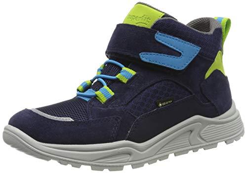 Superfit Jungen Blizzard Gore-Tex Hohe Sneaker, Blau (Blau/Blau 80), 40 EU