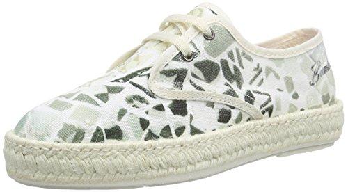 Bunker Damen Sneaker Sneakers Mehrfarbig (ICE) 39 EU